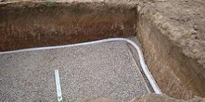 Как построить фундамент на песчаном грунте