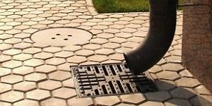 Ливневая канализация – назначение и комплектующие материалы