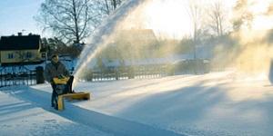 Что необходимо знать, выбирая качественный снегоуборщик